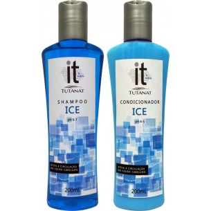 Kit Shampoo + Condicionador Ice