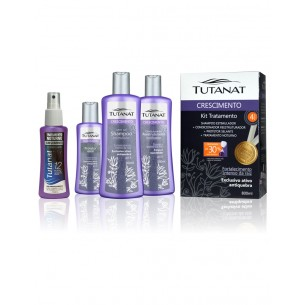 Kit Tutanat Crescimento 800ml